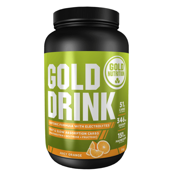 Gold Drink - 1 kg GoldNutrition - 2