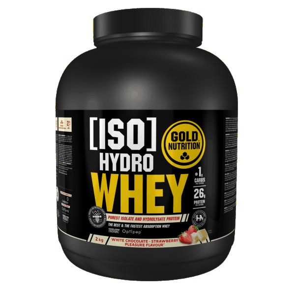 Iso hydro whey - 2kg GoldNutrition - 3
