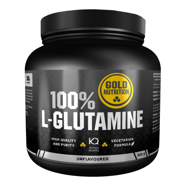 L-Glutamine Kyowa - 300g GoldNutrition - 1