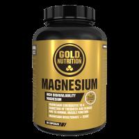 Magnesio - 60 Capsule GoldNutrition - 1