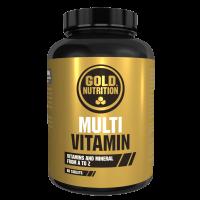 Multi vitamin - 60 tablets GoldNutrition - 1
