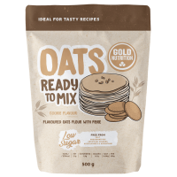Oats ready to mix - 500g GoldNutrition - 2