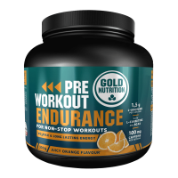 Pre-Workout Endurance - 300g GoldNutrition - 1