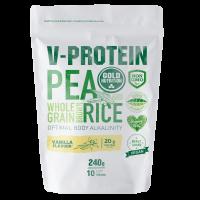 V-protein - 240g GoldNutrition - 5