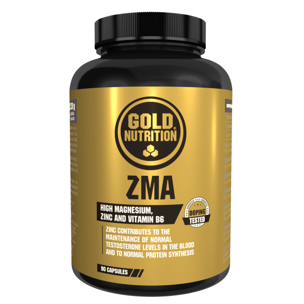 ZMA 540mg - 90 capsule GoldNutrition - 1