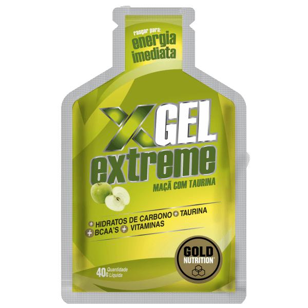 Extreme Gel con Taurina - 40 g GoldNutrition - 2