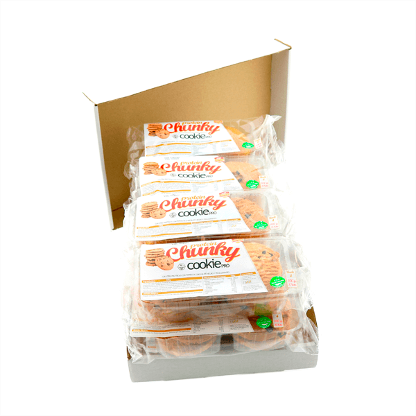 Protein chunky cookies - 100g MTX Nutrition - 2