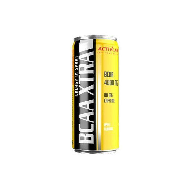 Bcaa xtra drink + caffeine - 250ml Activlab - 1