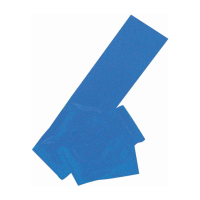 Latex band 150x15cm thickness 0.65mm Atipick - 1