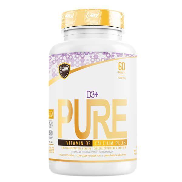 D3+ - 60 tablets MTX Nutrition - 1