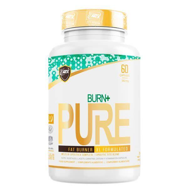 Burn+ - 60 capsules MTX Nutrition - 1