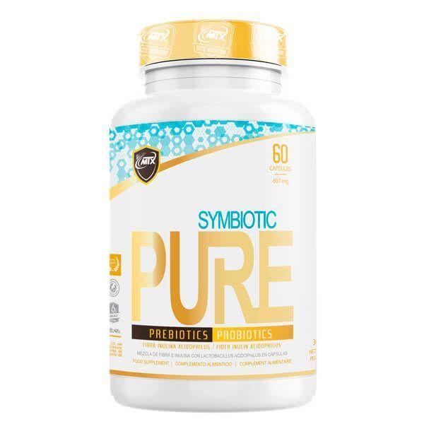 Symbiotic - 60 capsules MTX Nutrition - 1