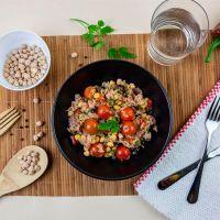 Chickpea salad ManaFoods - 1