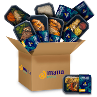 Pack real food - ManaFoods