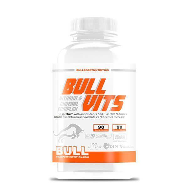 Bull vits - 90 capsules Bull Sport Nutrition - 1
