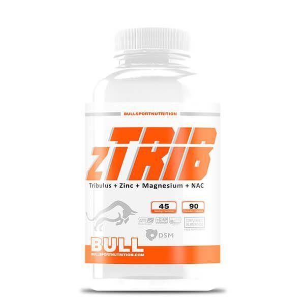Ztrib - 90 capsules Bull Sport Nutrition - 1
