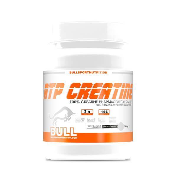Atp creatine - 500g Bull Sport Nutrition - 1