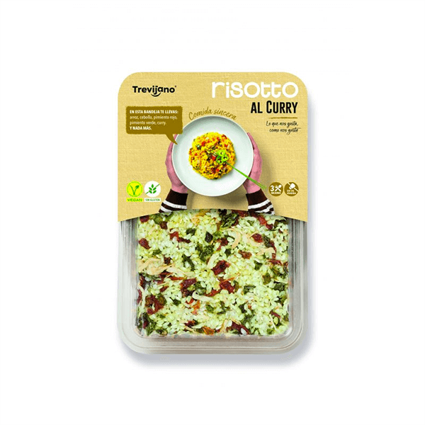 Risotto al curry - 280 DiexFood - 1