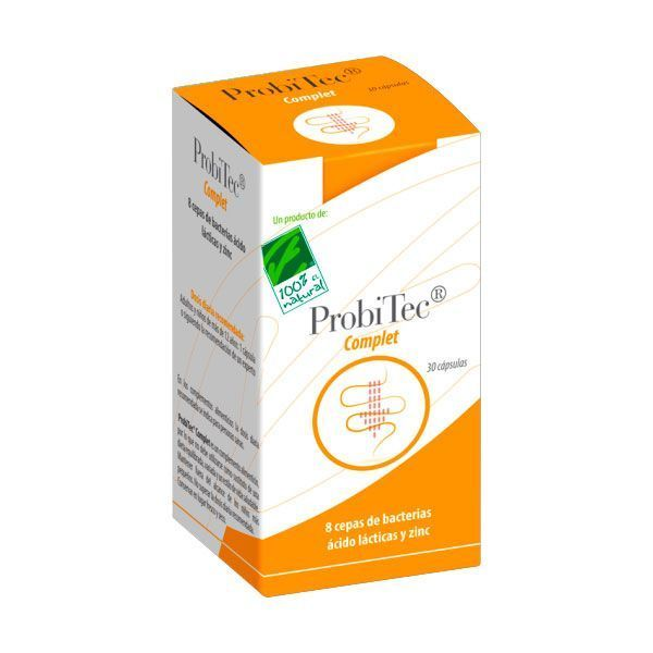 Probitec complet - 30 capsules 100%Natural - 1