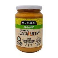 Organic peanut butter - 350g EcoSana - 2