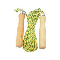 Deluxe polyester skipping rope Softee - 1
