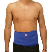 Neoprene lumbar belt without protections Softee - 1