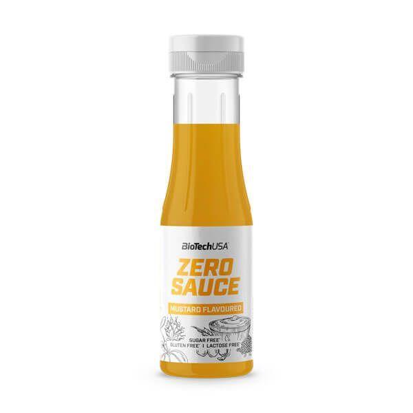 Zero sauce - 350ml Biotech USA - 8