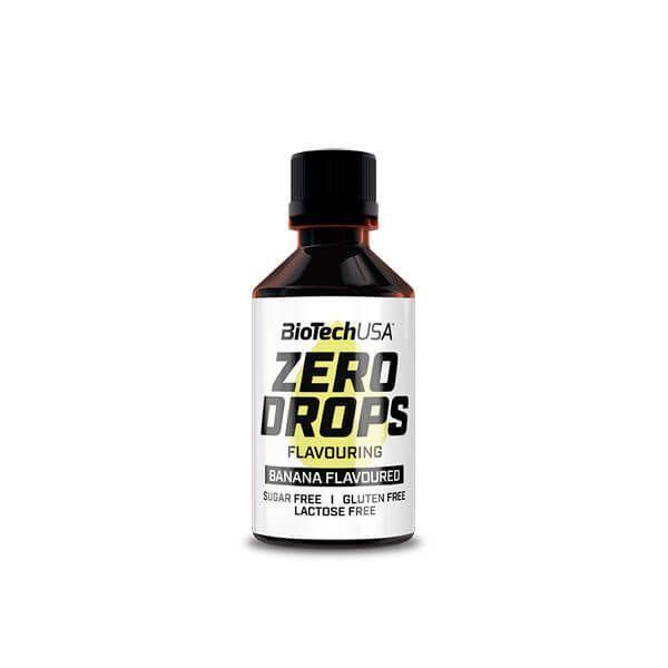 Zero drops - 50ml Biotech USA - 1