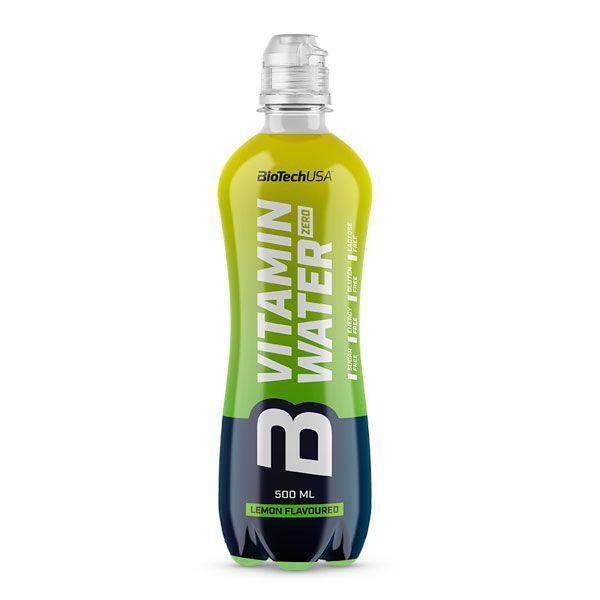 Vitamin water zero - 500ml Biotech USA - 2