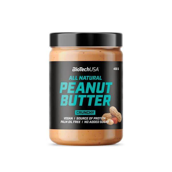 Peanut butter - 400g Biotech USA - 1