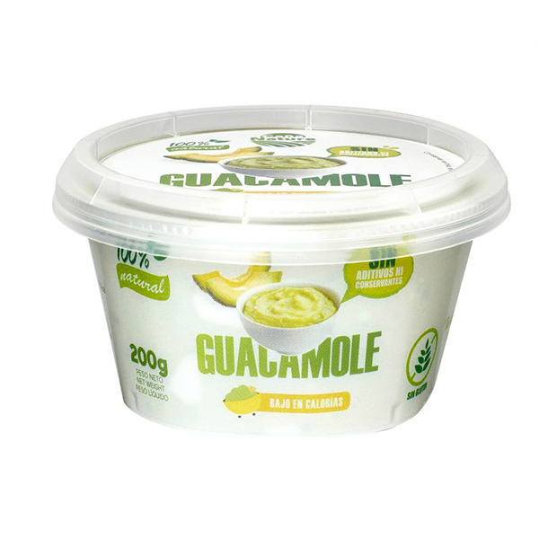 Light guacamole - 200g DiexFood - 1