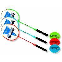 Steel badminton racket Atipick - 1