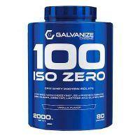 100% iso zero - 2 kg Galvanize Nutrition - 1
