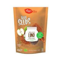 Vitaseeds chia and apple flax seeds - 200g El Granero Integral - 1