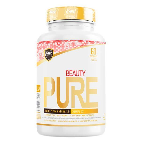 Beauty - 60 capsules MTX Nutrition - 1