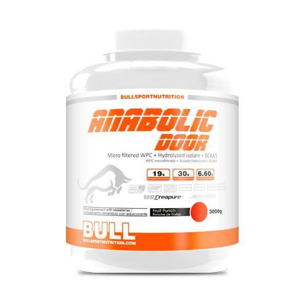 Anabolic door - 3 kg Bull Sport Nutrition - 1