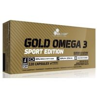 Gold Omega 3 Sport Edition - 120 capsule