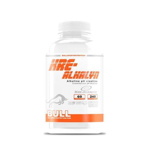 Kre-alkalyn - 240 capsules Bull Sport Nutrition - 1