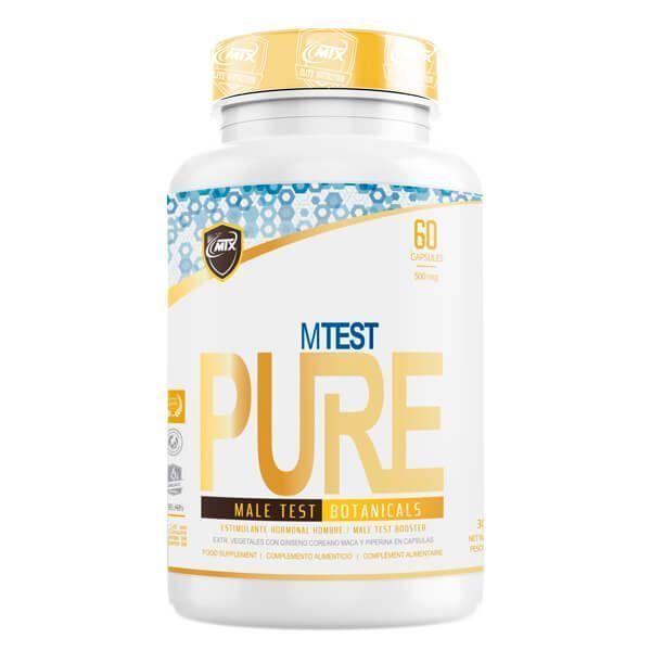 Mtest - 60 capsules MTX Nutrition - 1