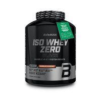 Iso whey zero black - 2270g Biotech USA - 1