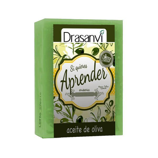 Olive oil soap - 100g Drasanvi - 1
