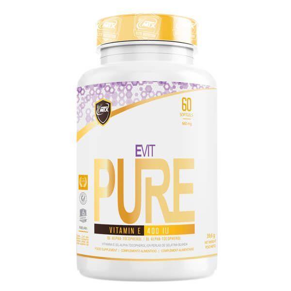Evit - 60 softgels MTX Nutrition - 1