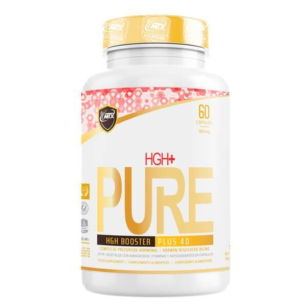 Hgh+ - 60 capsules MTX Nutrition - 1