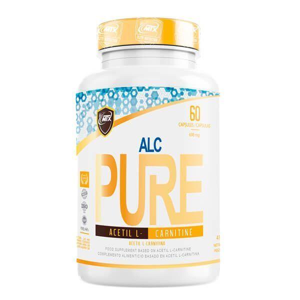 Alc - 60 capsules MTX Nutrition - 1