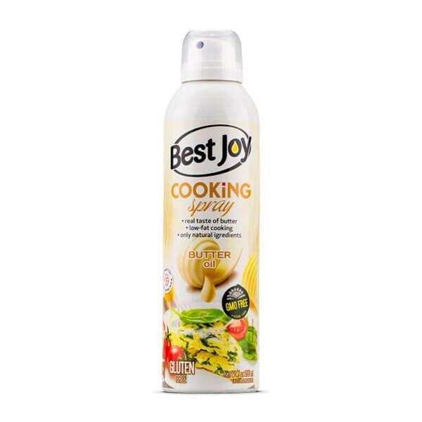 Cooking spray butter oil - 100ml Best Joy - 1