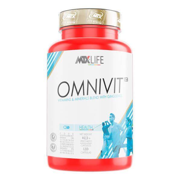 Omnivit - 100 capsules MTX Nutrition - 1