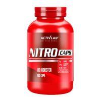Nitro caps - 120 capsules Activlab - 1