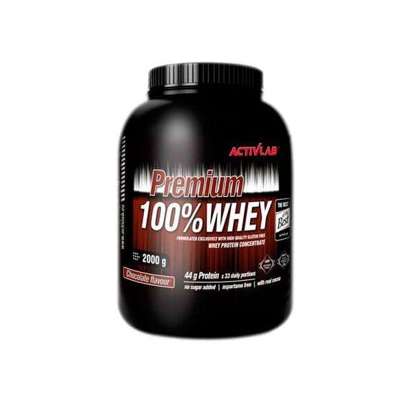Premium 100% whey - 2 kg Activlab - 1