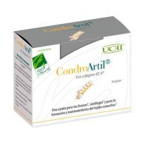 Chondrartil with collagen uc-ii - 30 capsules 100%Natural - 1