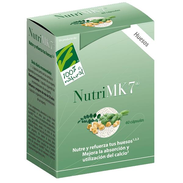 Nutrimk7 bones - 60 capsules 100%Natural - 1